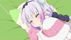 Kanna Kamui's Cute Nap