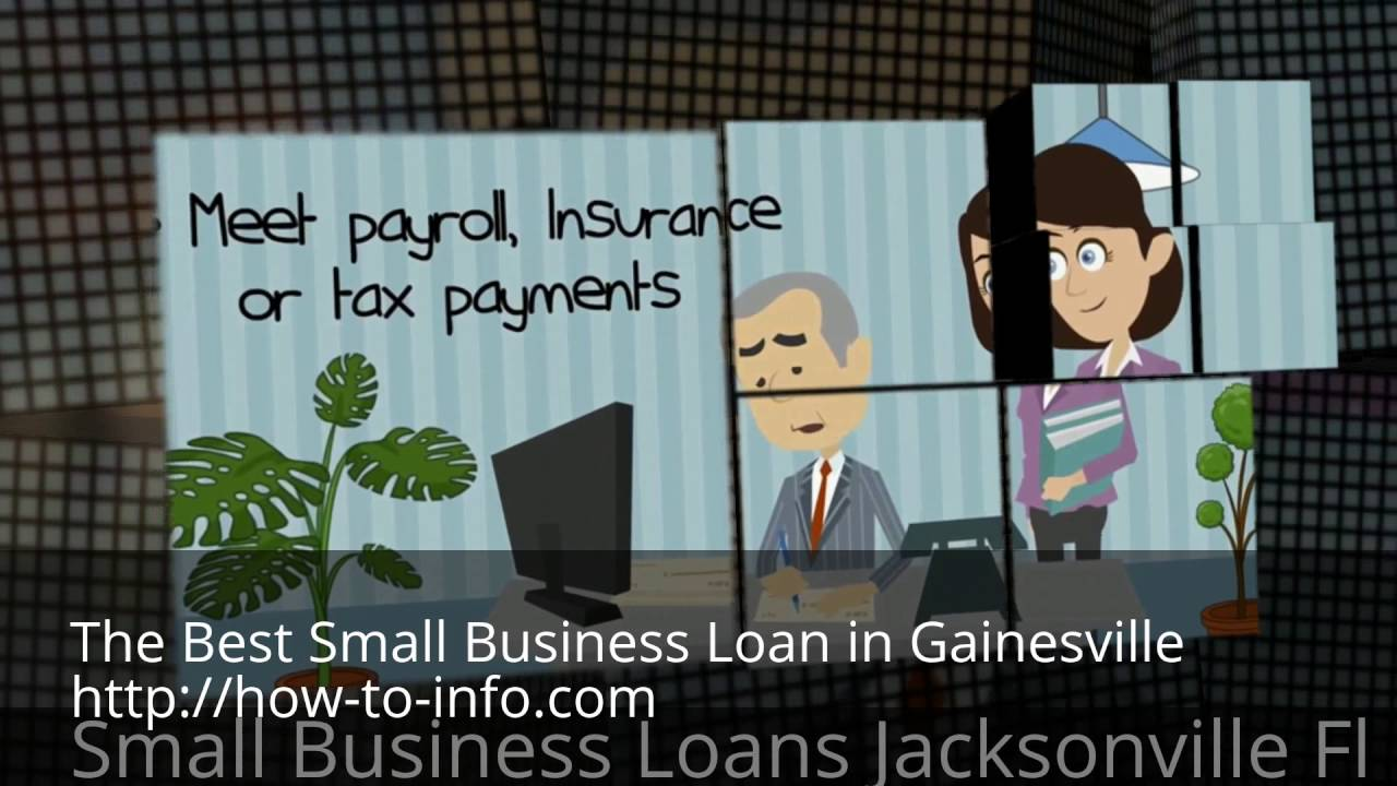 Small Business Loans Gainesville