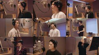 Snow Man「君の彼氏になりたい。」@ Recording Studio