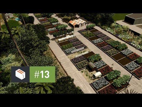 Cities Skylines: Seenu — EP 13 — Community Gardens