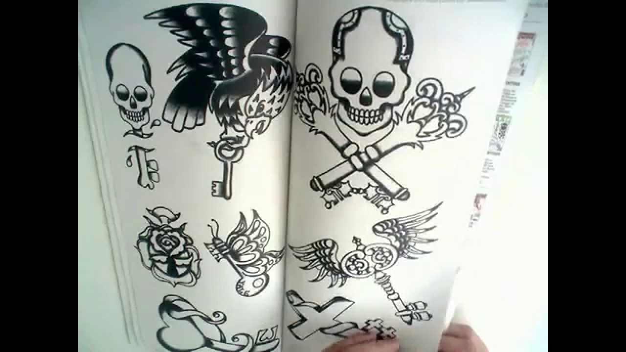 TATTOO IDEE 98 2011 - HD - Zeitschrift - Fantastische Tattoo Motive - YouTube