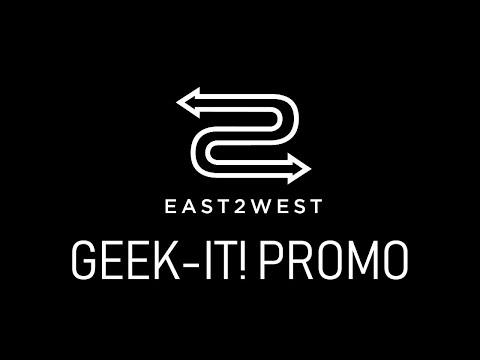 Free Download East2west @ Geek-it! Promo Mp3 dan Mp4