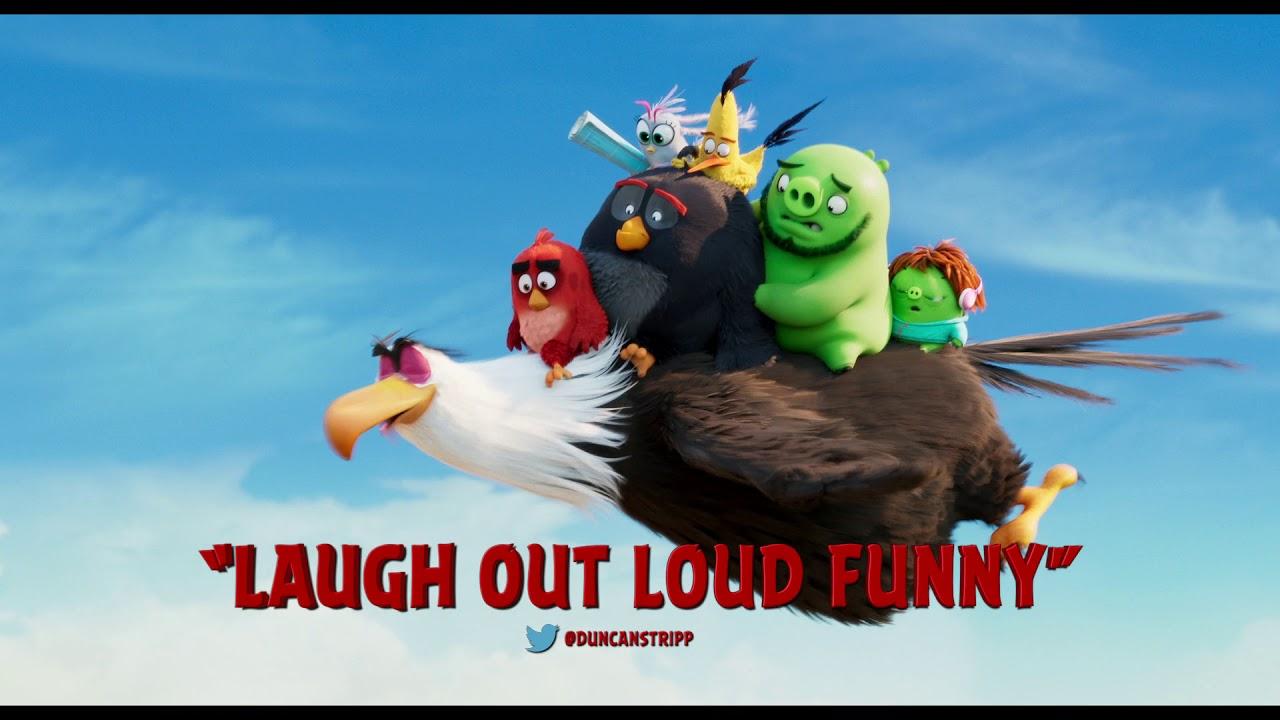 The Angry Birds Movie 2019 A Kids Movie