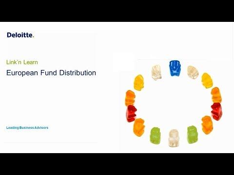Link'n Learn - European Fund Distribution - Deloitte Luxembourg