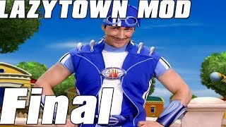 Hearts Of Iron 4 Lazy Town Mod LAZYTOWN WORLD CONQUEST Final