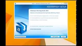 Ashampoo Burning Studio 2015 + Serial Key