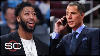 Anthony Davis to Lakers is one of the biggest trades in NBA history - Ohm Youngmisuk | SportsCenter