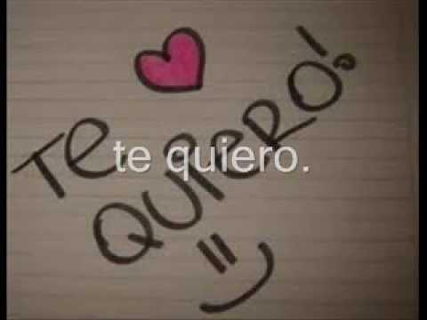 Te quiero - Ricardo Arjona (letra)