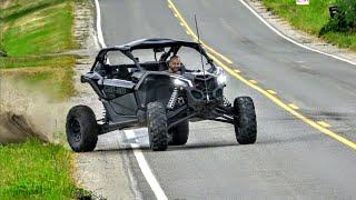 How Fast is an E85 Can Am Maverick X3 Turbo?
