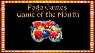 Pogo Games ~ Pogo Bowl - Game of the Month Special