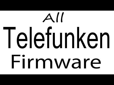 Download Telefunken All Models Stock Rom Flash File & Tools (Firmware)