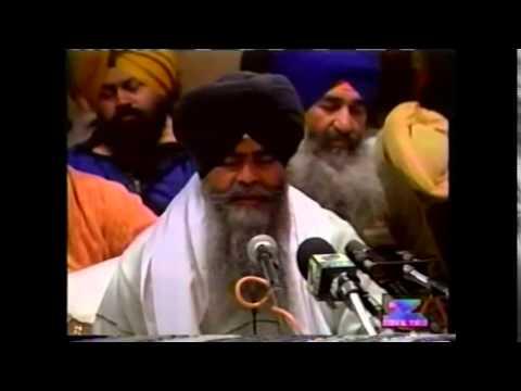 Rogan Te Ar Sogan Te - Bhai Kirpal Singh - 12/02/03 - Live Sri Harmandir Sahib