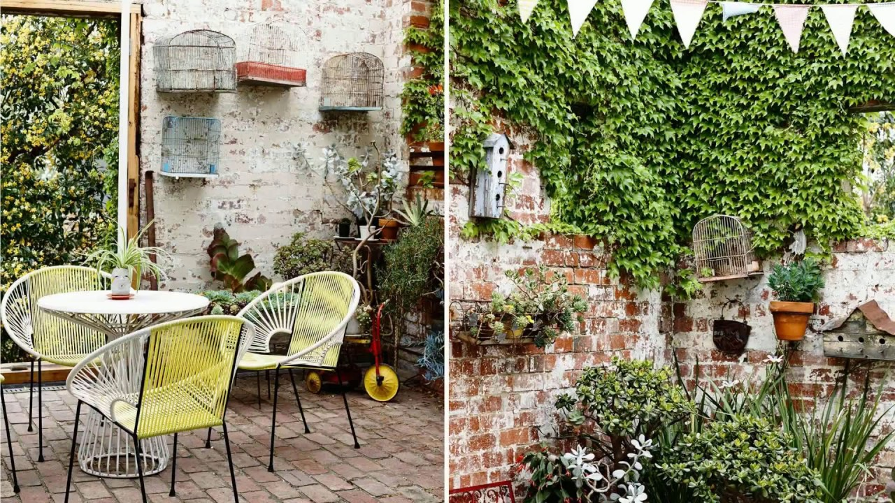 courtyard and garden ideas