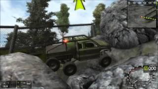 MotorM4X : - Crawler 6X6 7.2 DT V8 Gameplay HD