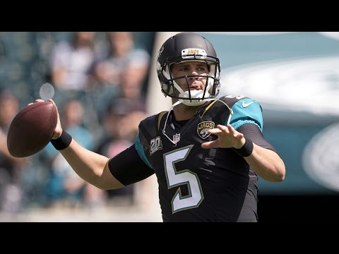 Blake Bortles Official Rookie Highlights ᴴᴰ