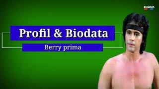 Profil dan biodata aktor barry prima lengkap