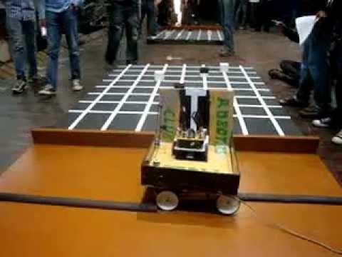 Robotics Club Himalaya College Of Engineering In Iit Techfest 2011