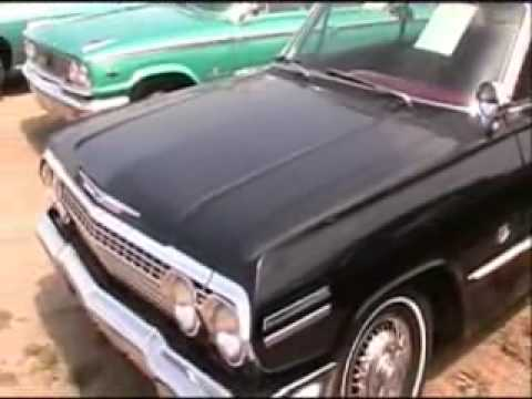 Lloyd May Vintage Car Auction in Neponset Illinois