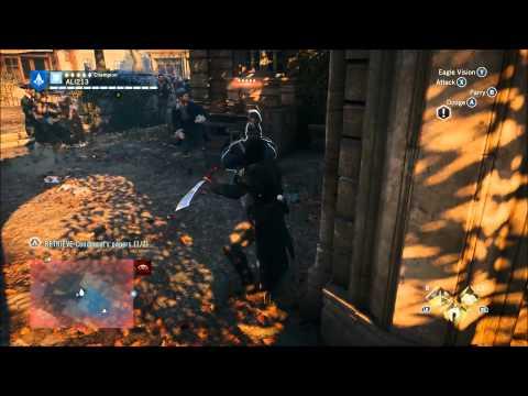 Assassin's Creed Unity | THE CONDORCET METHOD | Paris Stories