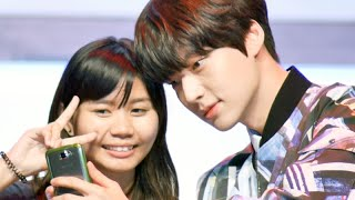 141206 -  2014 Blind Date Meeting with Ahn Jae Hyeon in Bangkok