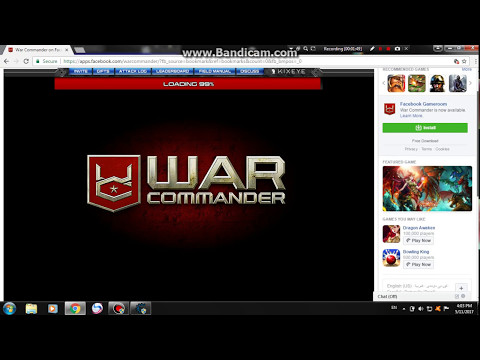 War Commander New Hack All In One 11/5/2017 %100 Work