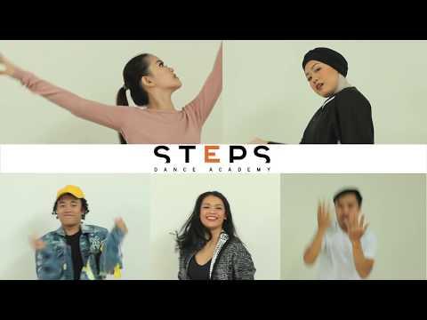STEPS DANCE ACADEMY JAKARTA BALLET HIP HOP URBAN CHOREOGRAPHY INDONESIA