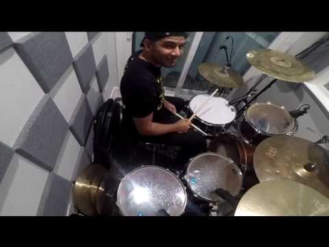 Danny Herrera @ JAZ Studio - Confetti Ending With Drums - Cover