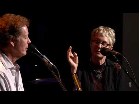 On-Stage Interview - Eliza Gilkyson
