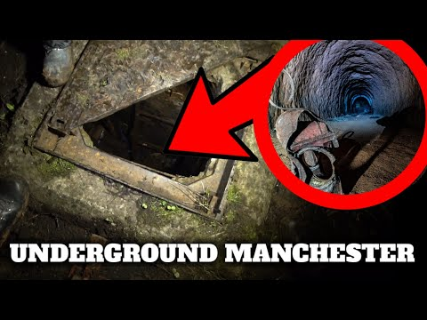UNDERGROUND MANCHESTER LOST IN TIME