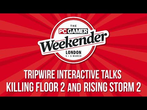 PC Gamer Weekender - Tripwire Interactive talks Killing Floor 2 and Rising Storm 2: Vietnam