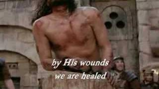 By His Wounds (With Words)
