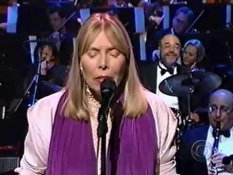 Joni Mitchell - At Last (Live In-Studio 2000)