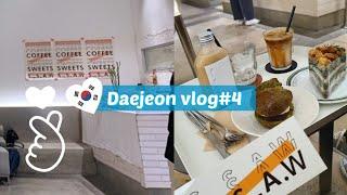 【韓国留学】テジョンに住む日本人留学生の学校登校vlog/일…