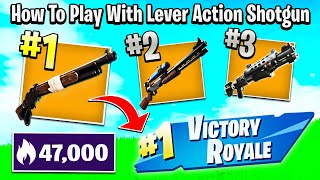 How To Play With Lever Action Shotgun (is it good in Arena?)