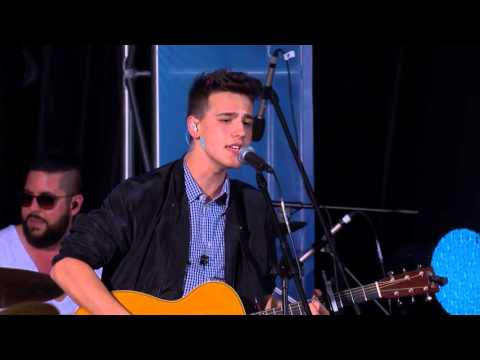 Jacob Whitesides Performs 'Secrets' at Nickelodeon's #BuzzTracks LIVE Concert