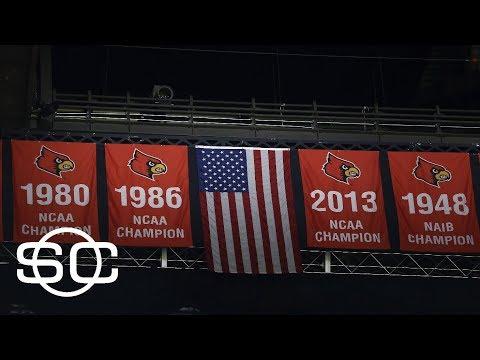 Louisville men's basketball must vacate 2013 title, NCAA rules   SportsCenter   ESPN