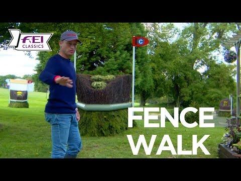 Michael Jung | Fence Walk | FEI Classics™ Burghley 2016/2017
