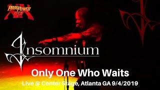 Insomnium - Only One Who Waits LIVE @ ProgPower XX 9/4/2019