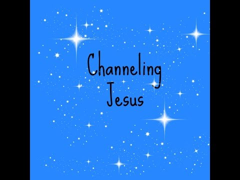 Jesus Speaks Through Channel, Tina Louise Spalding (AMAZING)