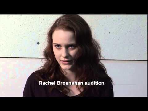Rachel Brosnahan audition, A NEW YORK HEARTBEAT