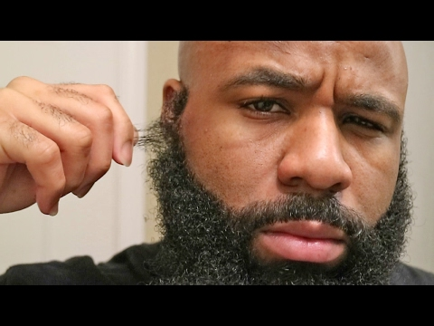 How To Fade Your Beard Like A Champ | Bald And Bearded Routine