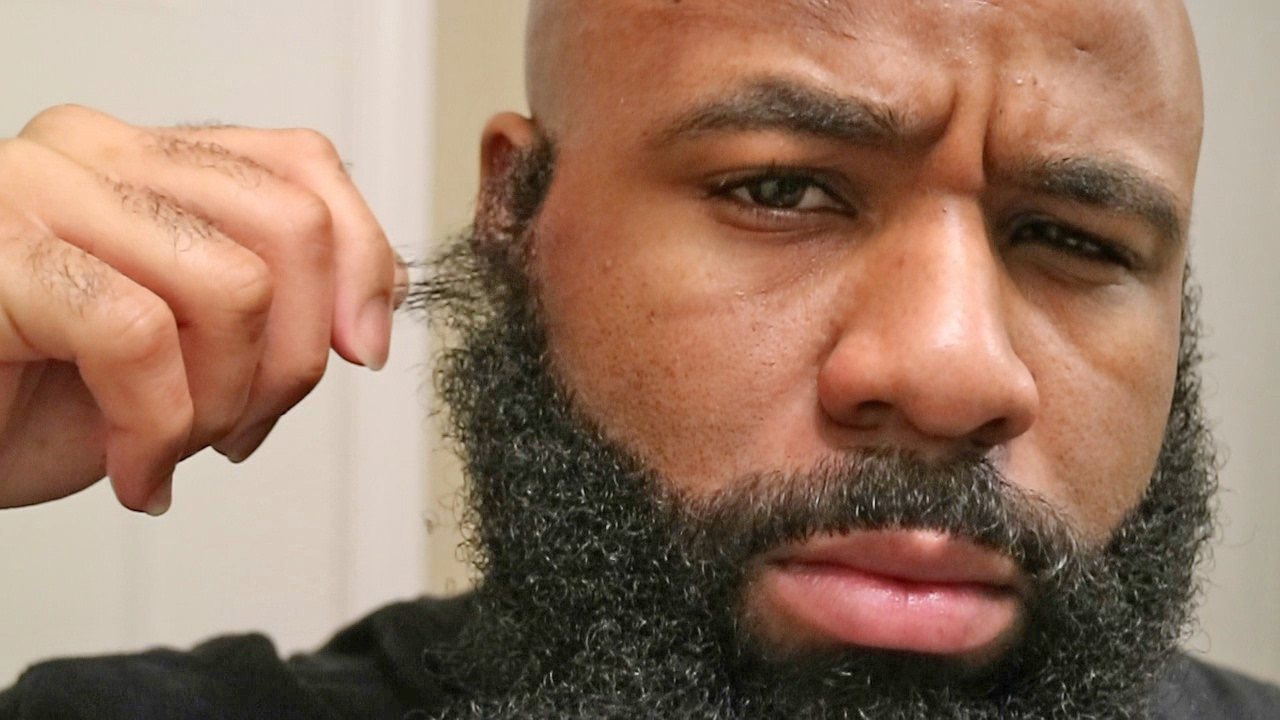 How to Fade a Beard