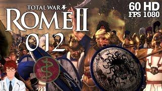 Total War: Rome 2 - Pergamon #012 - Ich hasse Wald [Deutsch] | Rome II Gameplay