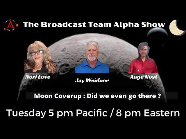 Moon Coverup: Did we even get there?
