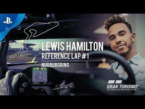 Gran Turismo Sport - Lewis Hamilton Reference Laps #1 - Nurburgring | PS4