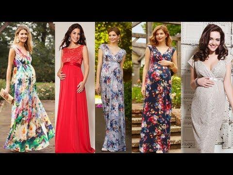 New Pregnancy Frocks Style For Mom Maternity Dresses Maternity Dresses For 2018 Youtube