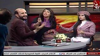 تماره جمال تتدخل فاجئ في برنامج وتهاجم جليله المغربيه