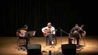 Palaiologos-Koufoudakis-Nousis perform Baiduska (3 Greek Thracian Dances / Y. Nousis)