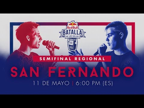 Semifinal Regional San Fernando, España 2019 | Red Bull Batalla de los Gallos