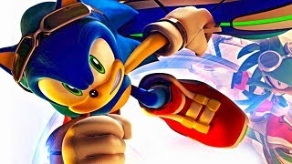 Sonic Forces - Speed Battle SEGA Day 3 Ranked the Top Walkthrough